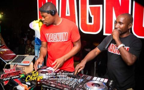 Guyana Magnum Xplosion Road Tour