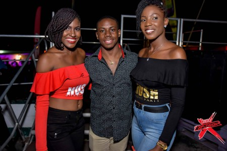 Climaxxx Magnum Club Invasion In Antigua - November 21, 2018