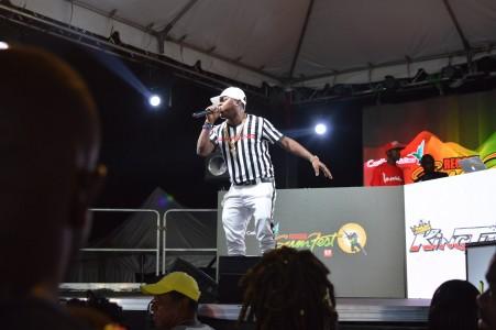 Magnum Sound Clash at Reggae Sumfest Festival - July 19 2019