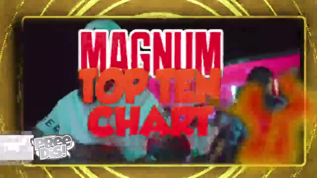 Pree Dis Top Ten Chart March 27, 2020