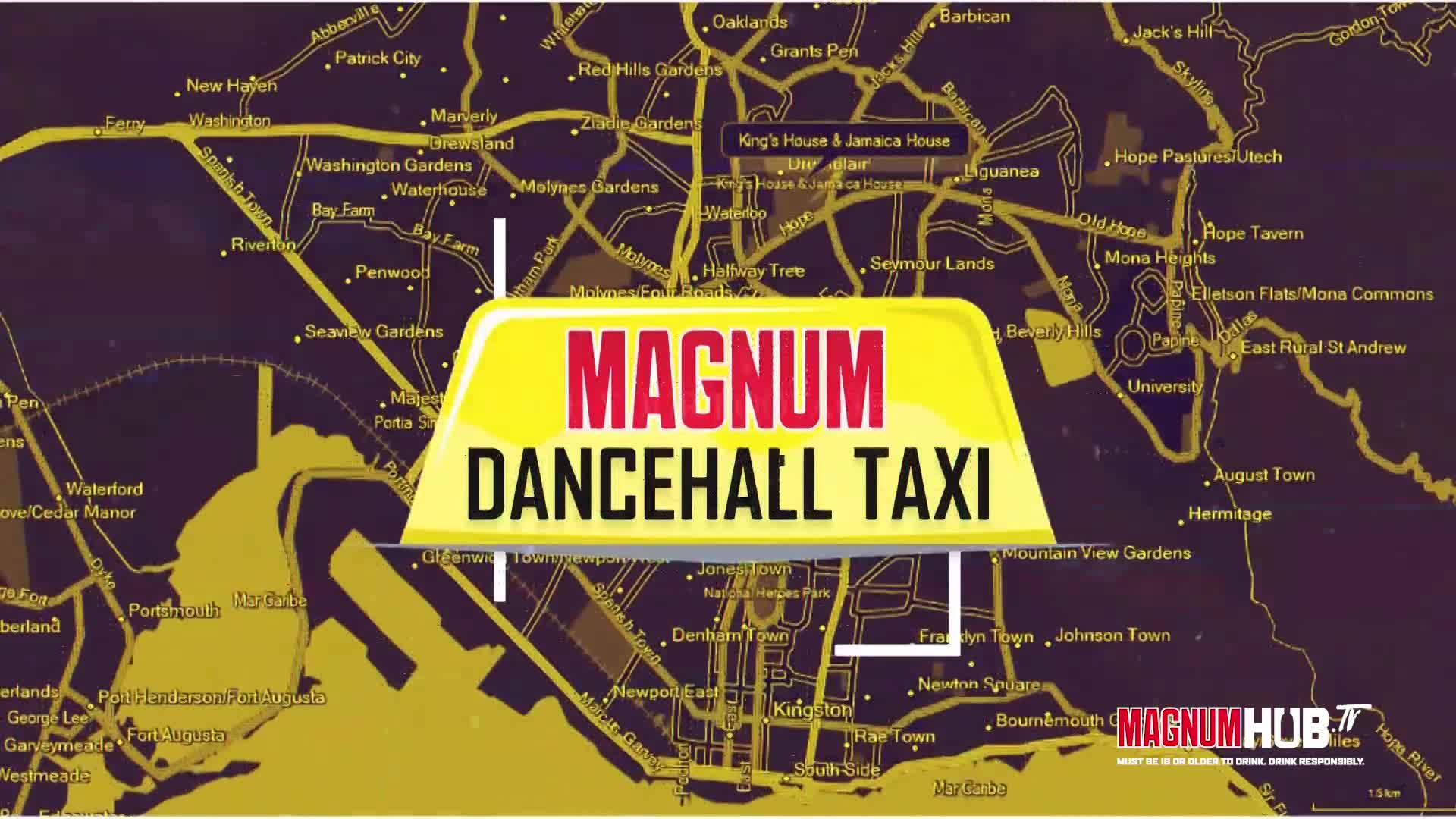 "Dancehall Taxi ""Romance in the Streets"""