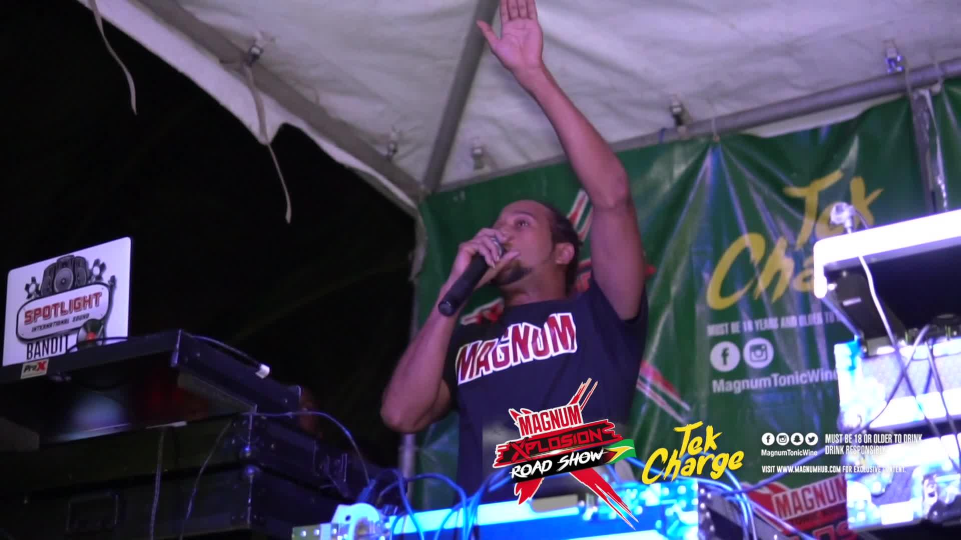 Guyana Magnum Xplosion Sound Clash recap
