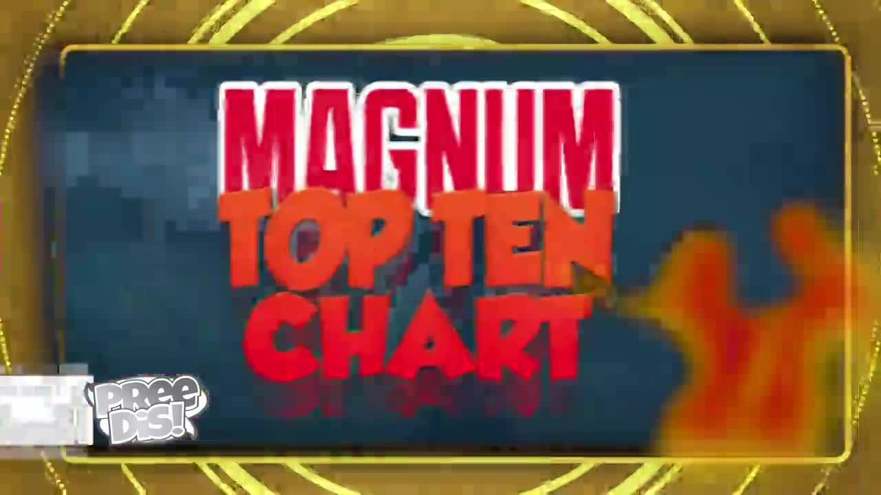 Pree Dis Top Ten Chart March 6, 2020