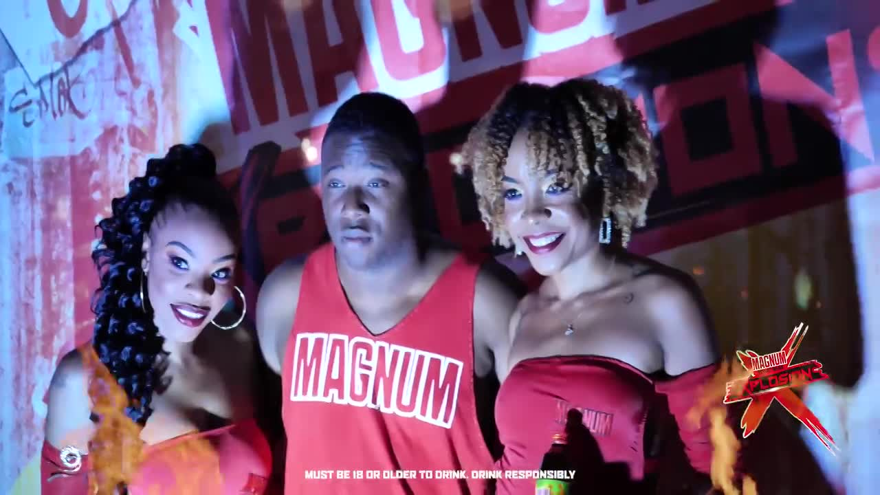 Magnum Xplosion Stage Show in Barbados