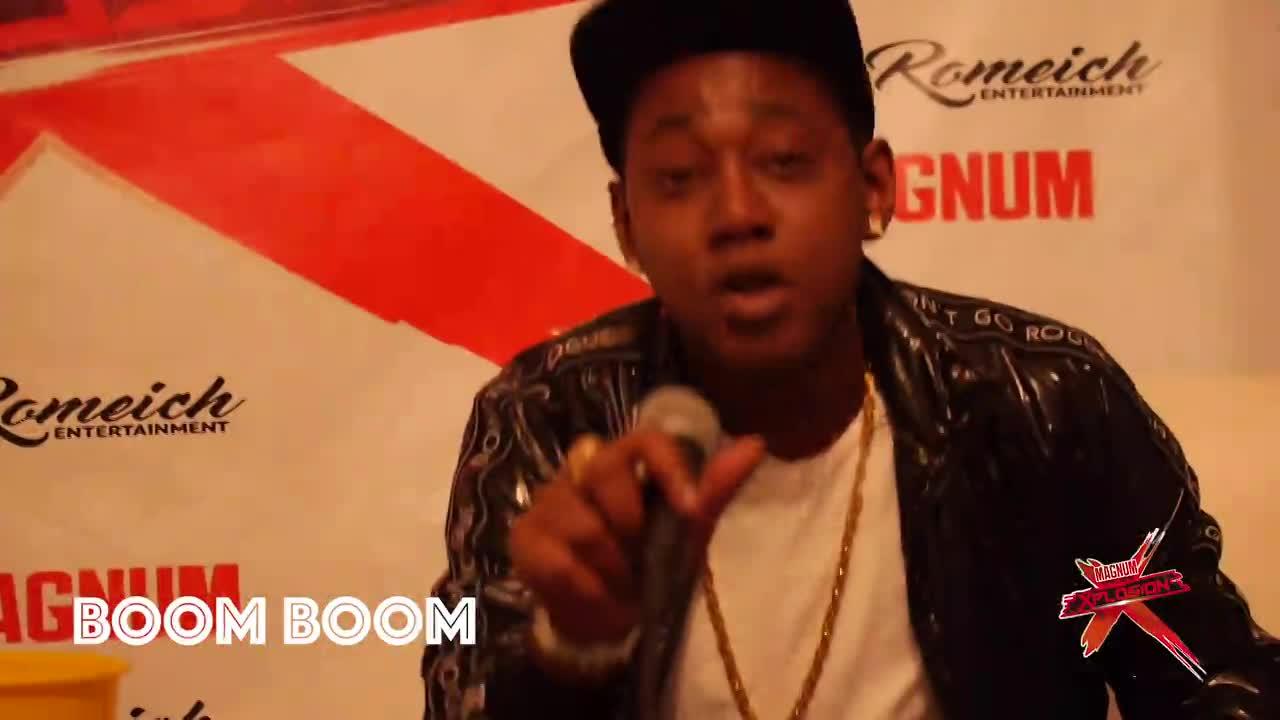 Magnum Xplosion 2018 in Jamaica