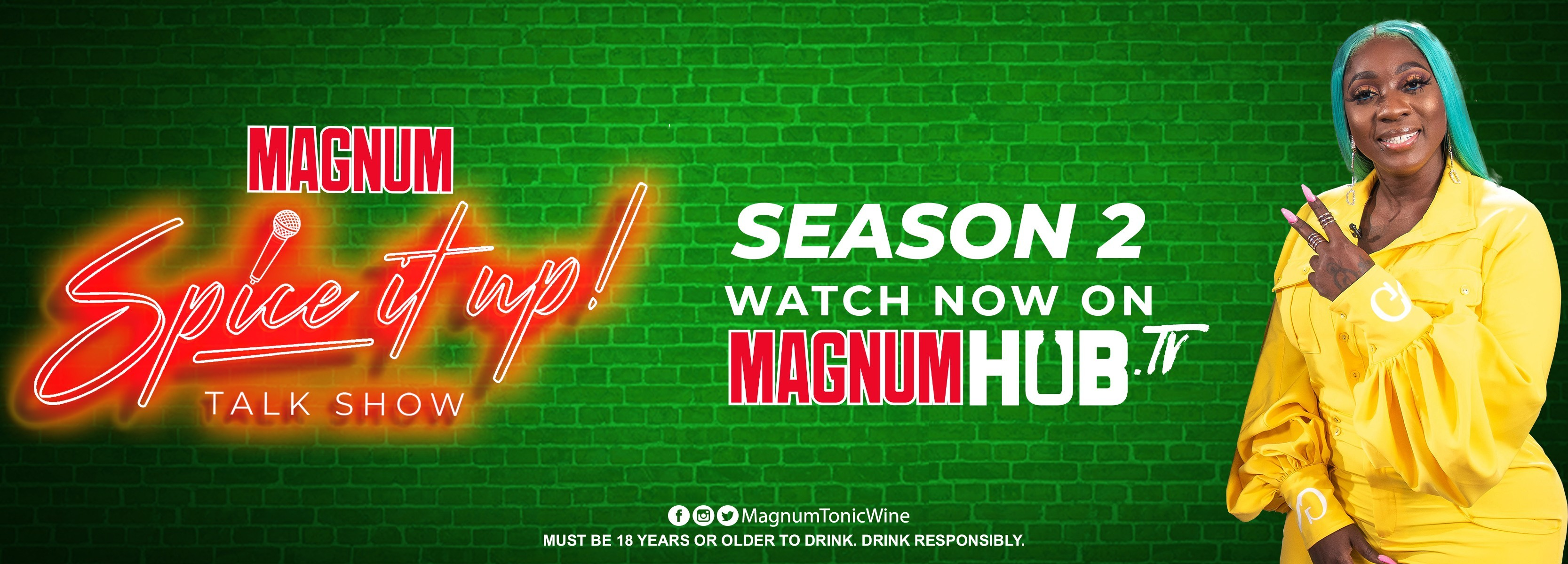 Click here to watch Spice it Up Season 2 episodes now