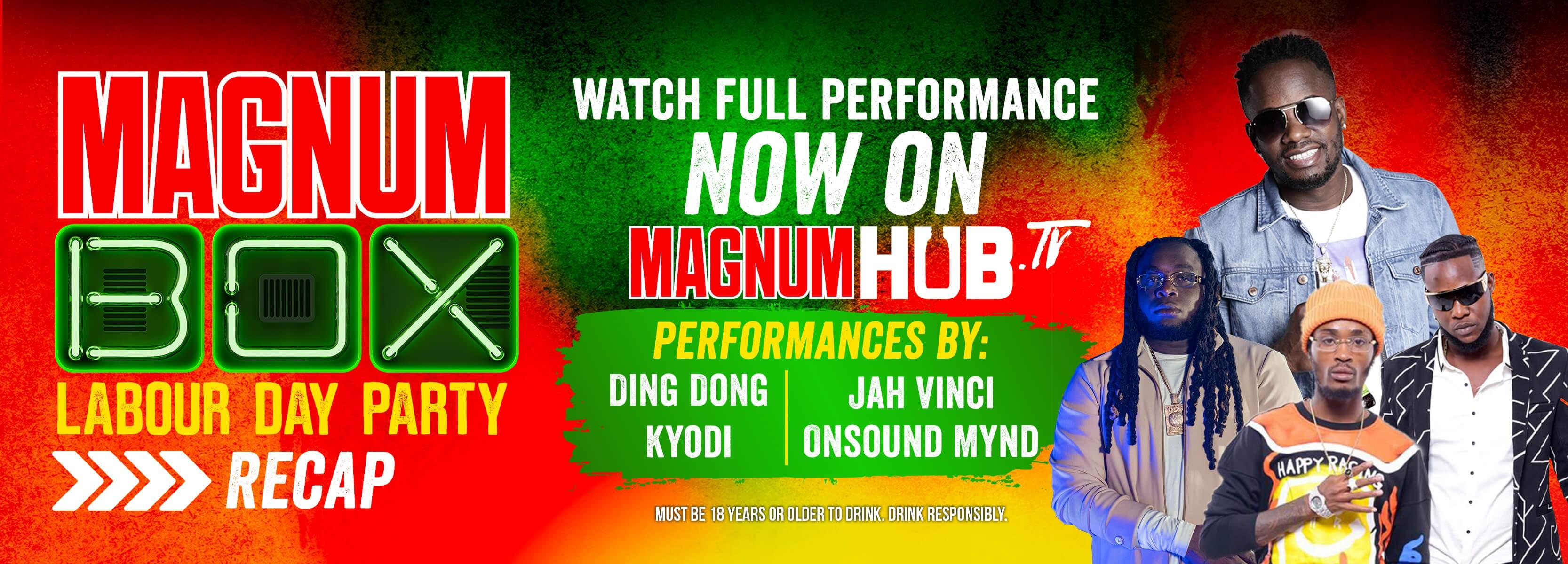 Magnum Box Performances
